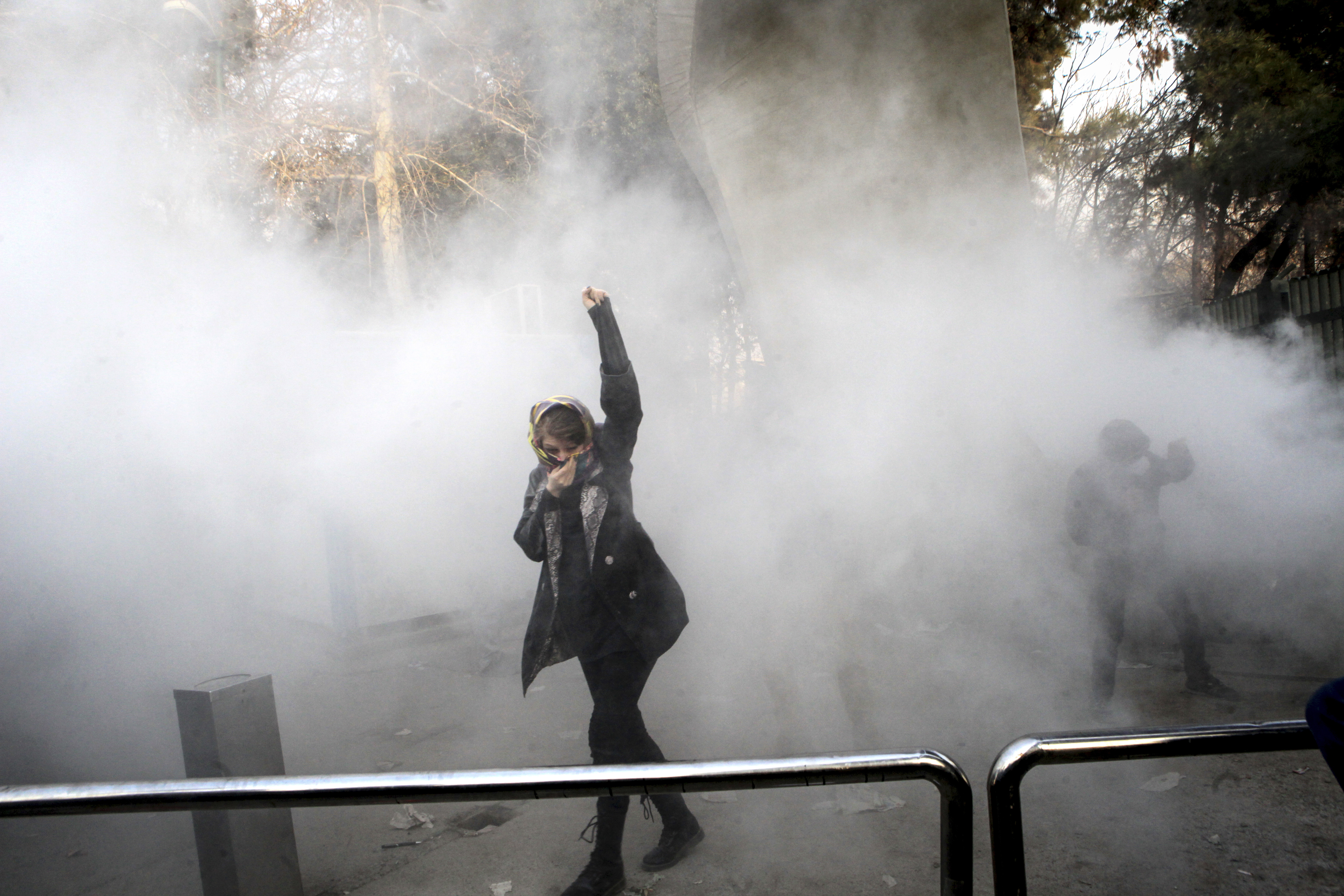 Iranian protest: 'Military adventurism' at the core of citizens outcry