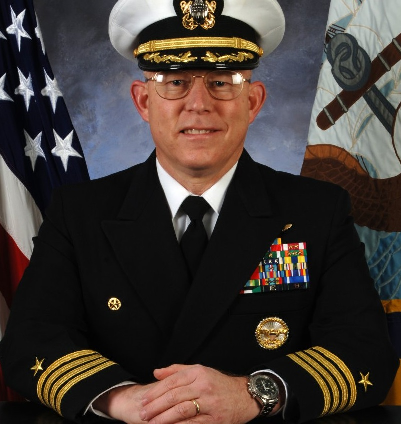 Navy welcomes new 'air boss'
