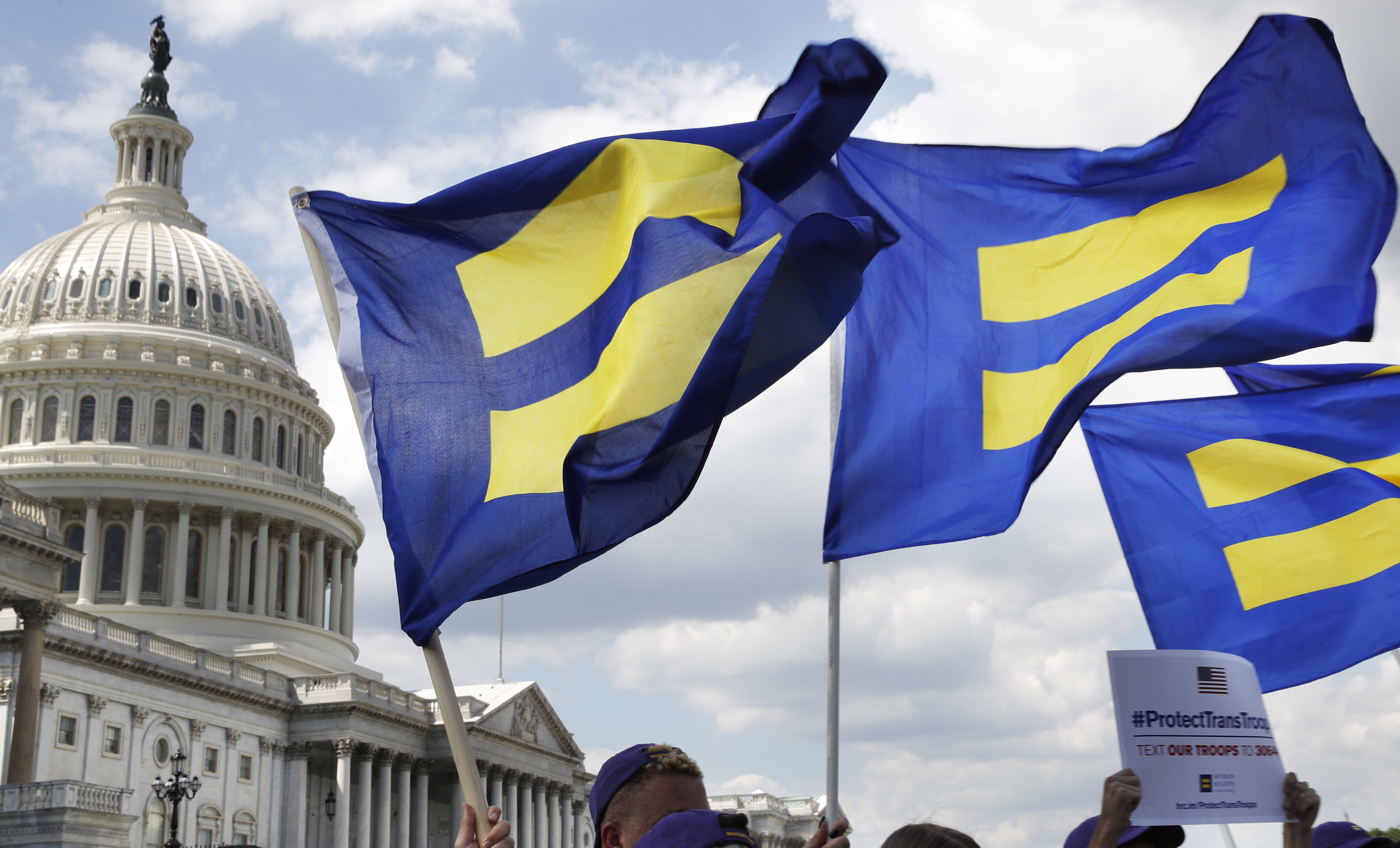 Pentagon releases interim guidance on military transgender policy