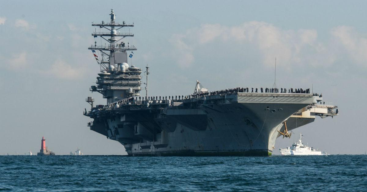 Navy investigating sailor drug ring in Japan