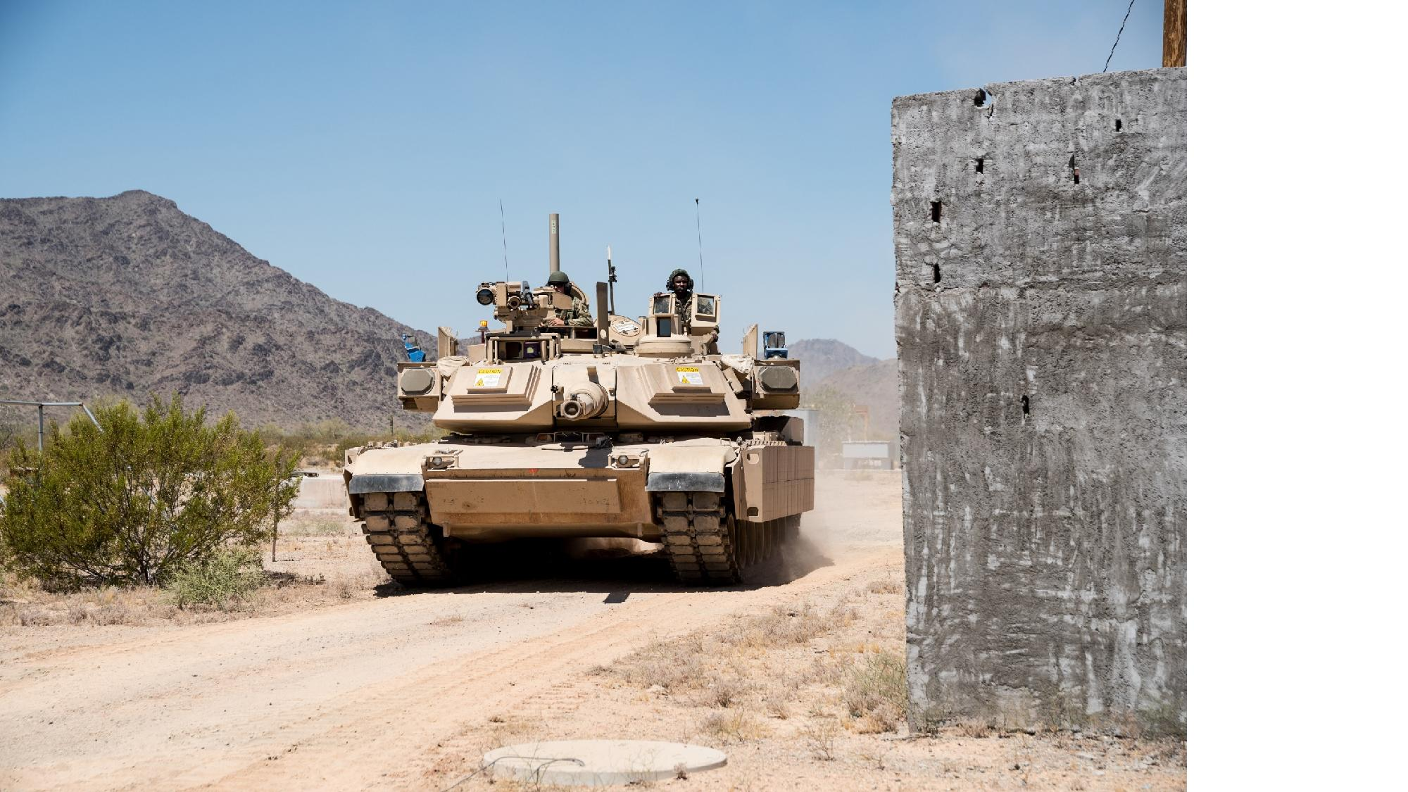 Europe-bound: US Army to urgently field Abrams tanks with ...