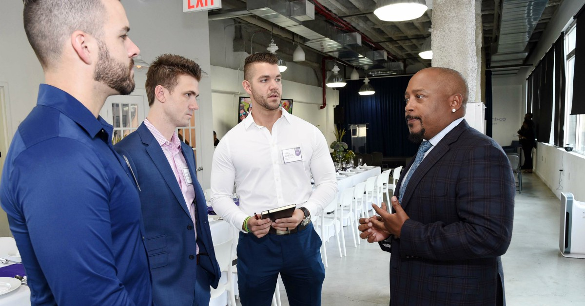Shark Tank's Daymond John has 5 tips for vet entrepreneurs
