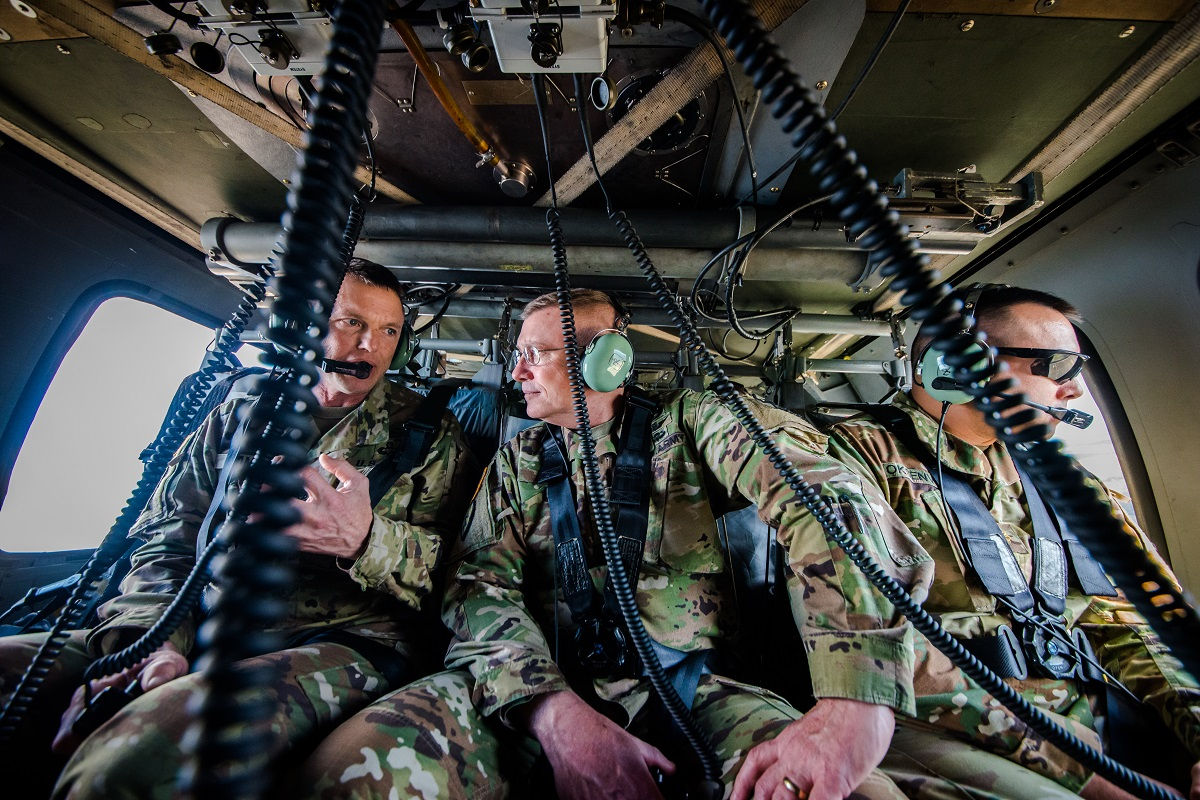 US Army's war-gaming is under-resourced, three-star says