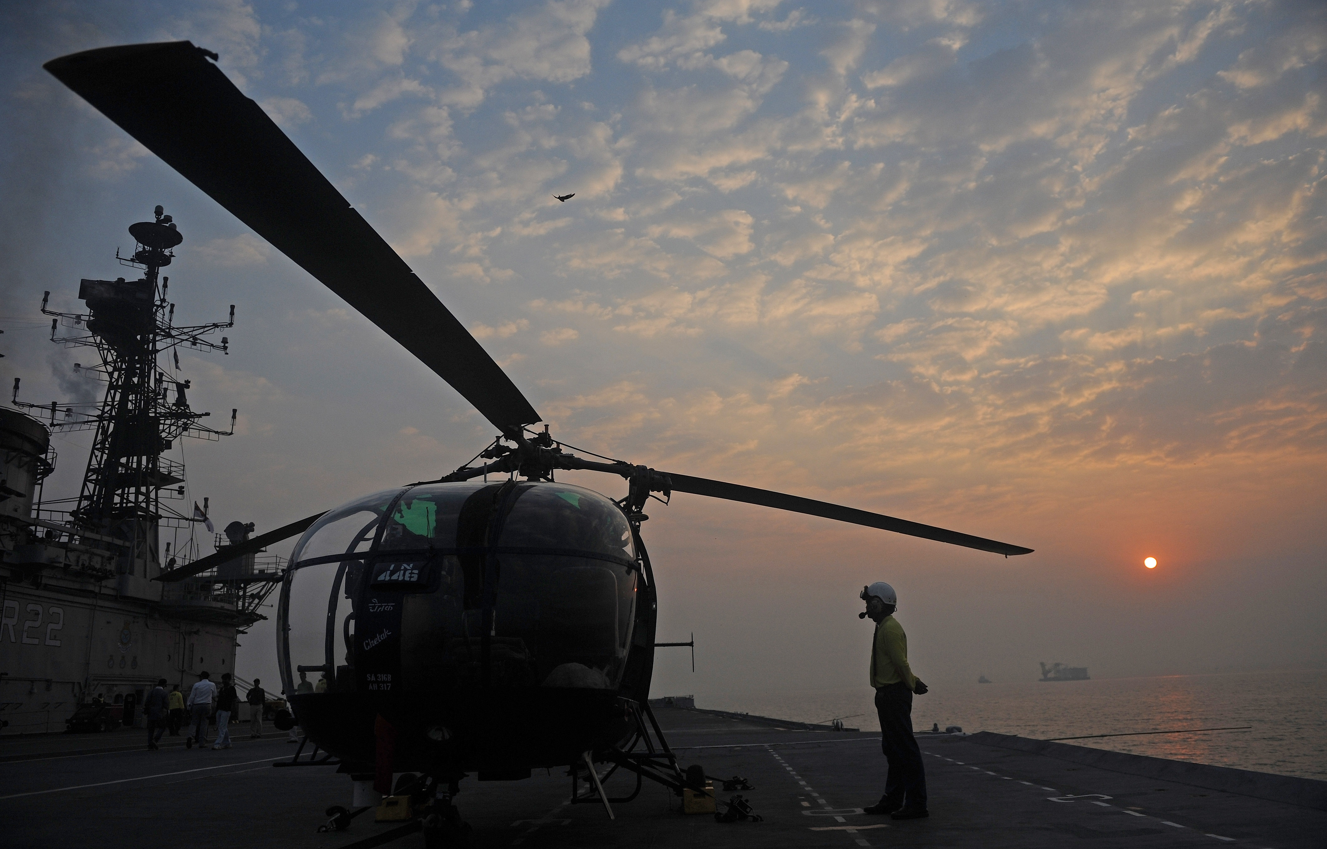 Indian Navy floats $10B helicopter acquisition program