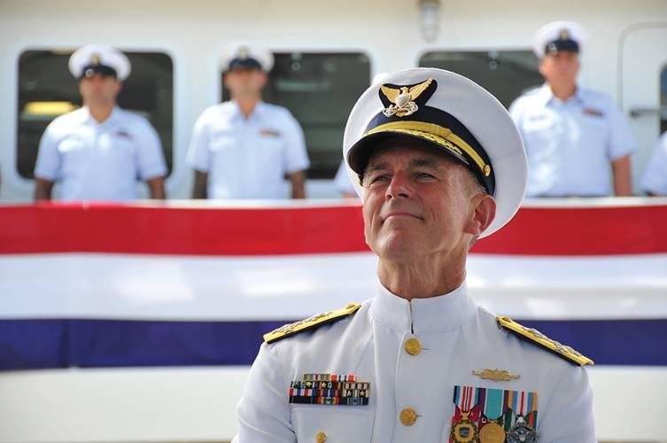 Interview: Adm. Paul Zukunft demands Coast Guard respect