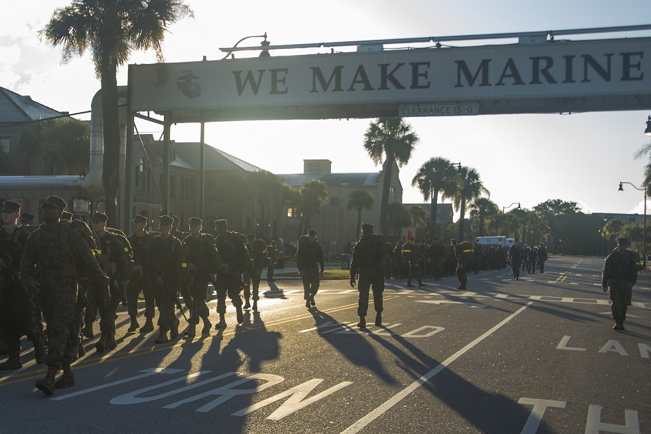 Parris Island drill instructor accused of preying on three Muslim recruits