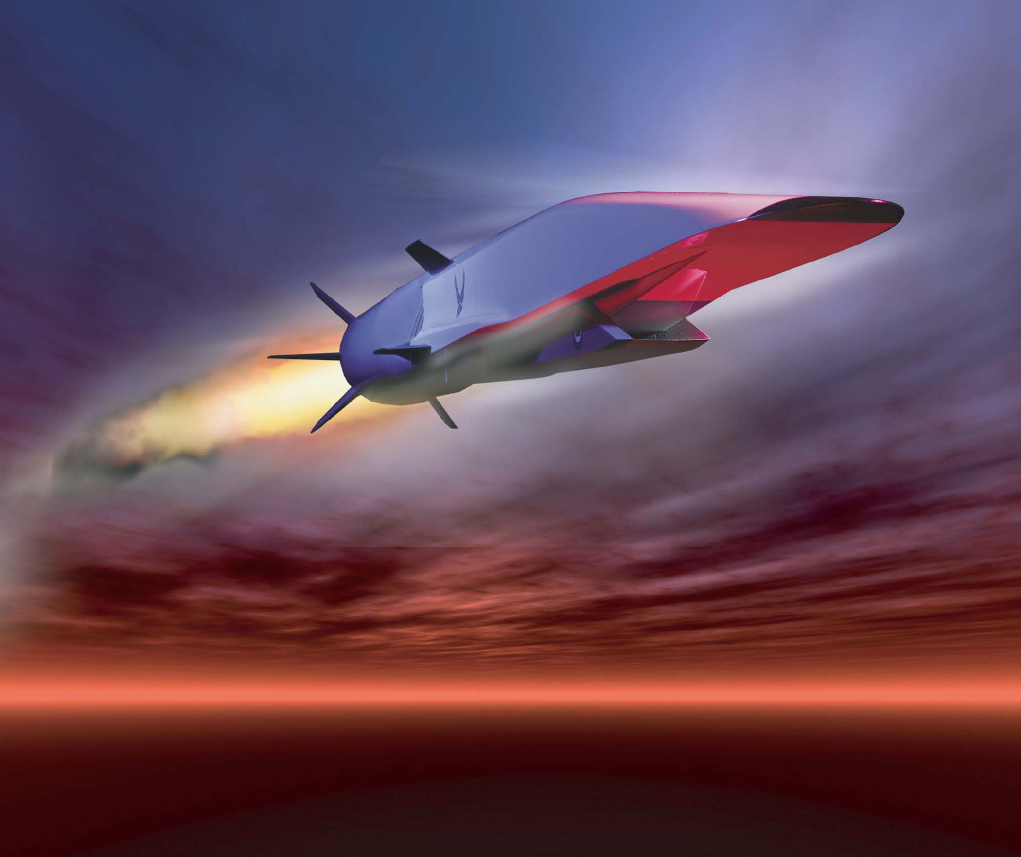 As Putin touts hypersonic weapons, America prepares its own arsenal. Will it be in time?