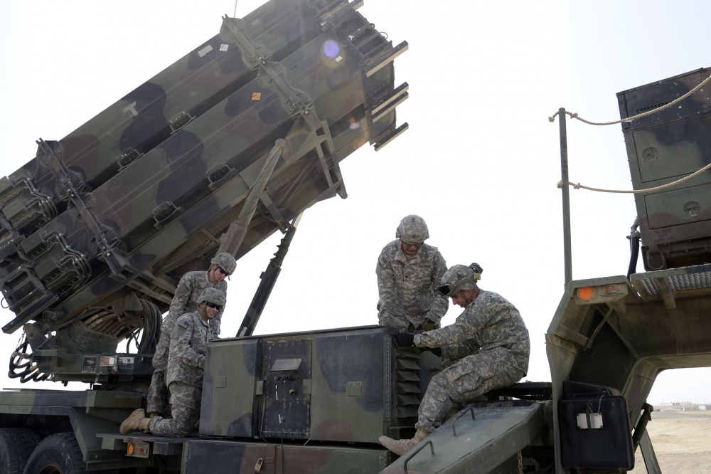 Romania cleared to buy Patriot missile defense system