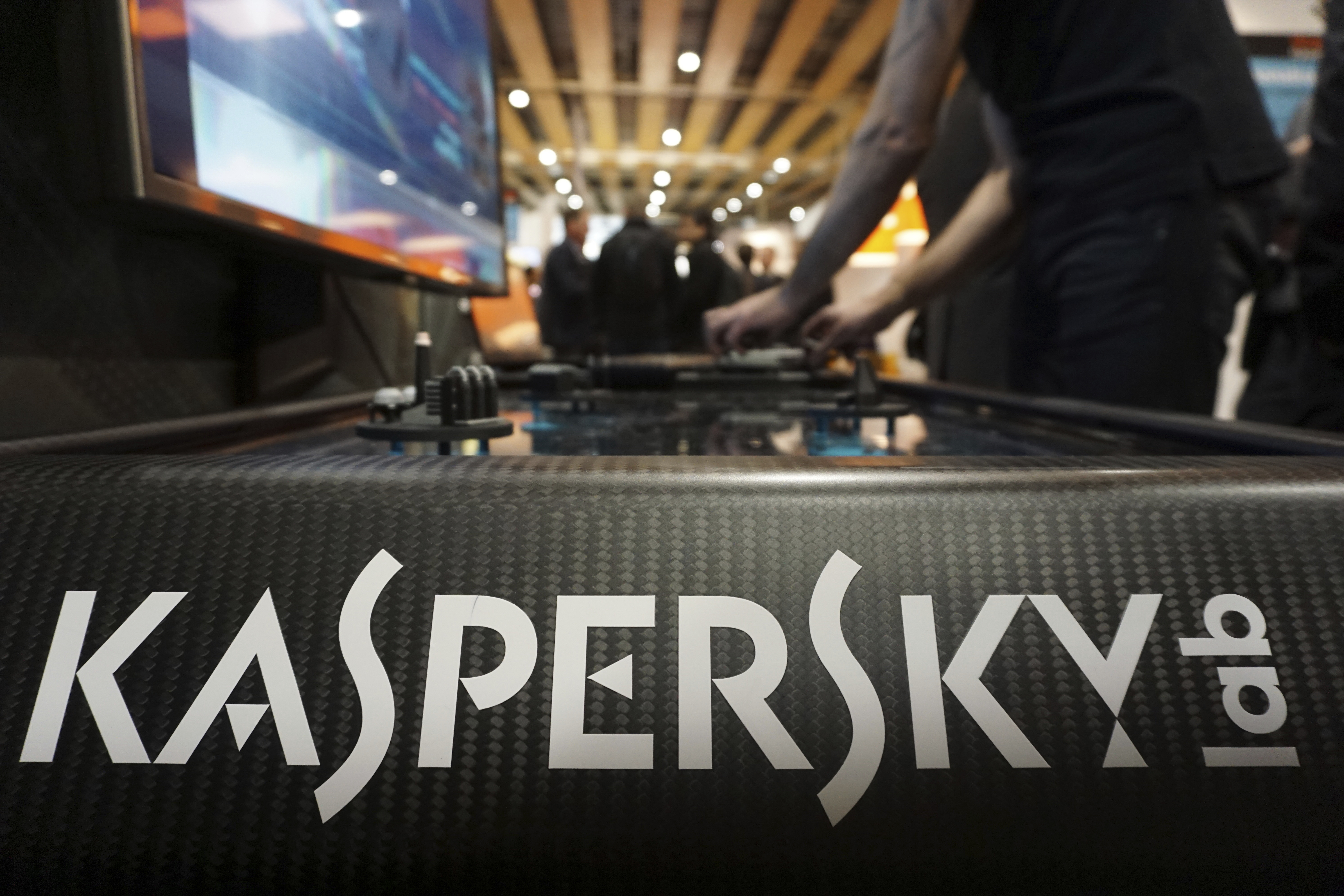 US government backing away from Russia-based Kaspersky Labs