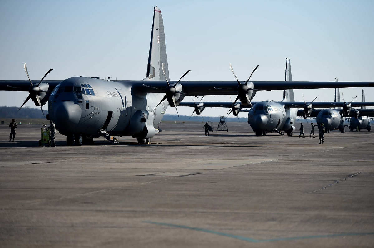 US to boost nuke sniffing with modified C-130s