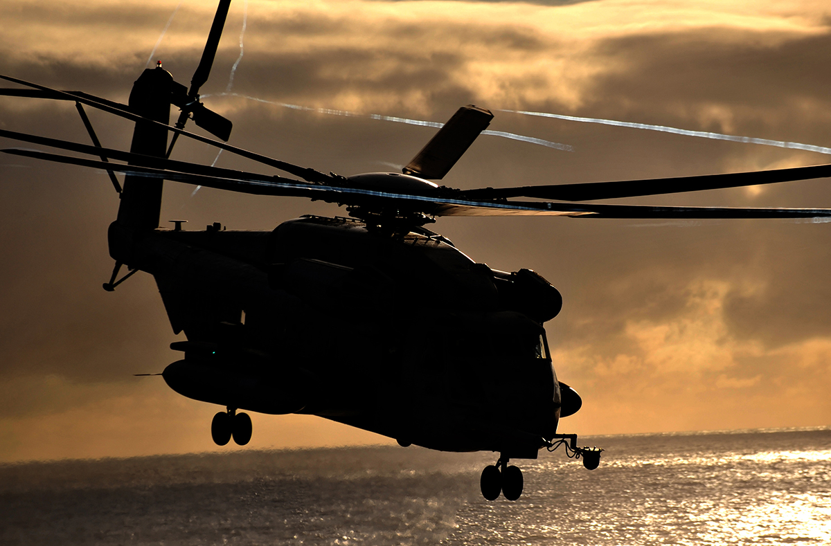 Marine Corps aviation mishaps on the rise, up 80 percent