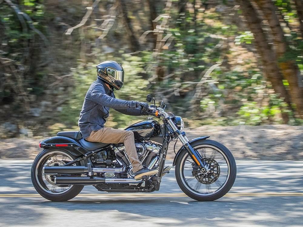 2018 Harley-Davidson Breakout 114 (Courtesy of Harley-Davidson)