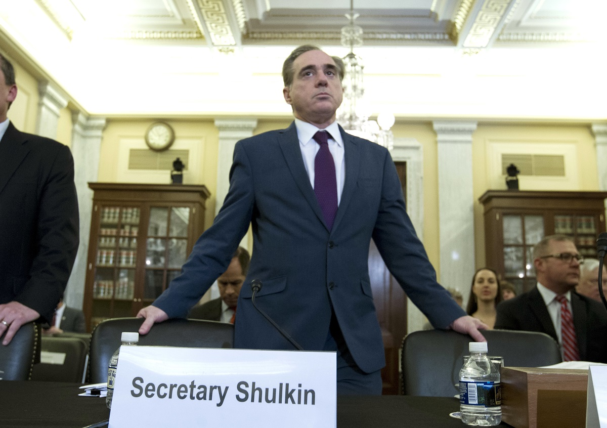Shulkin out: Trump fires VA secretary after weeks of controversy