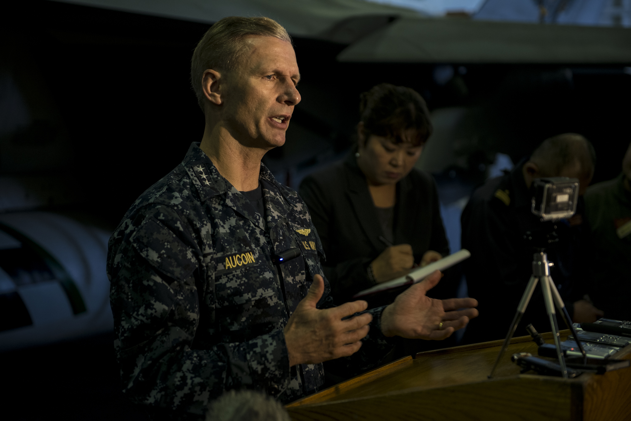 US Pacific Fleet boss set to sack three-star fleet commander after a rash of accidents