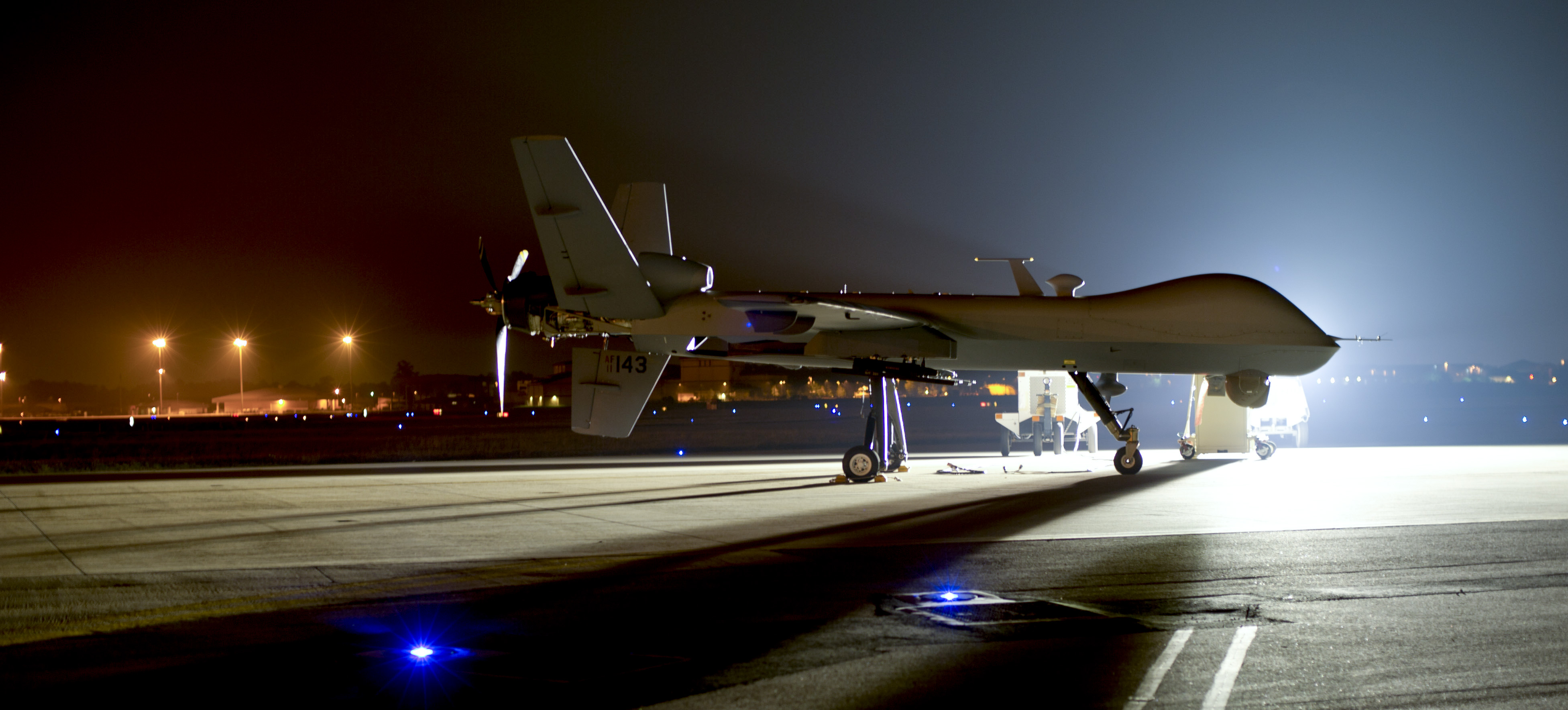 Here's how the Trump administration could make it easier to sell military drones