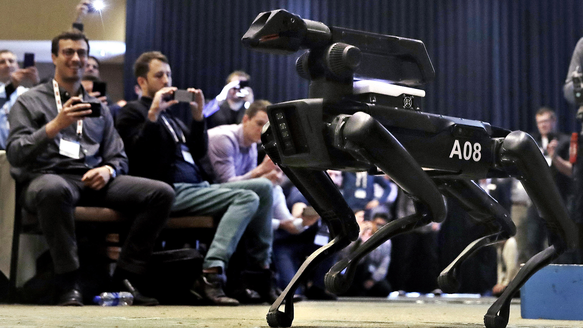 Boston Dynamics, maker of fearsome animal robots, slowly emerges from stealth