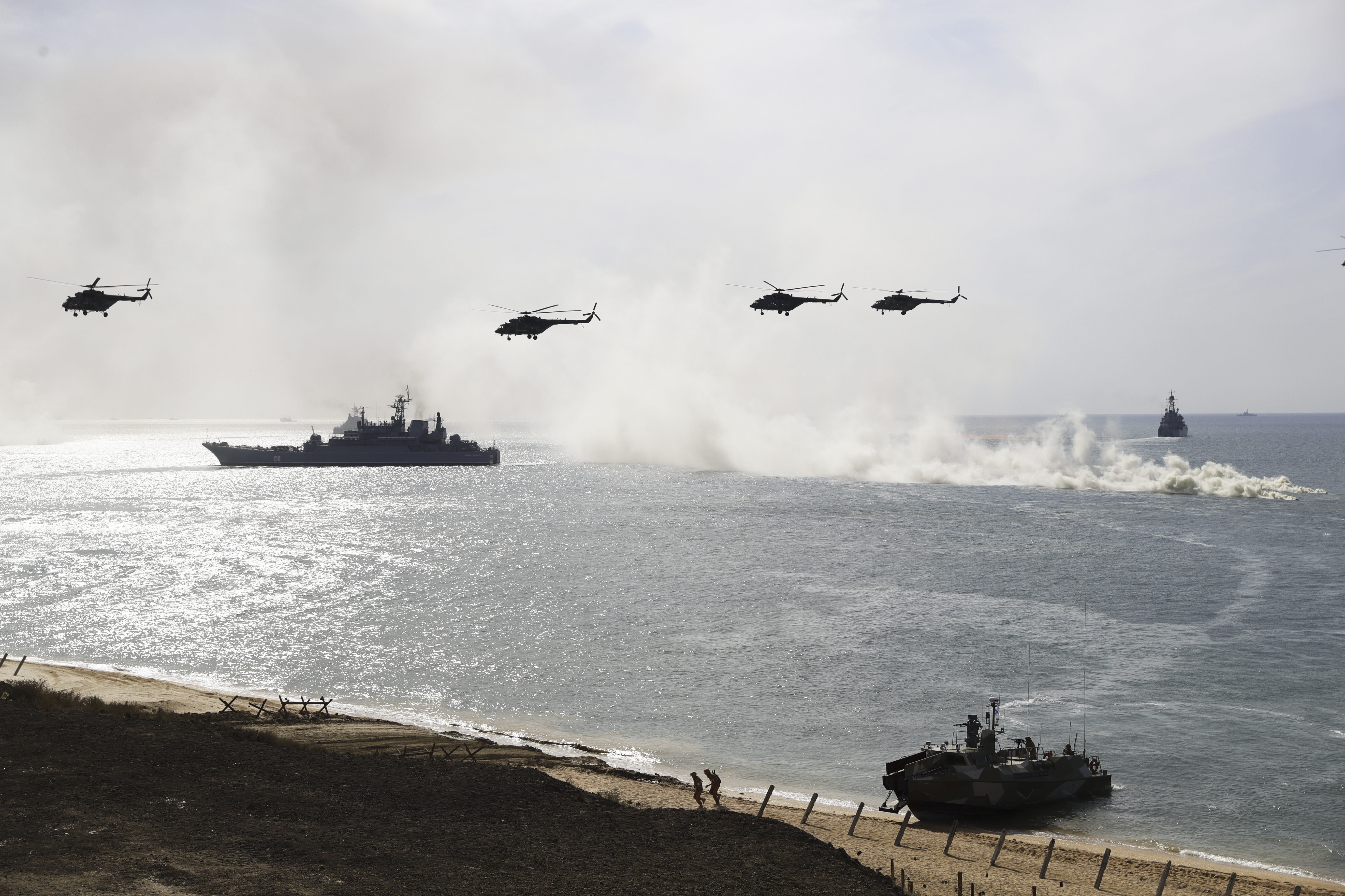 Russia's resurgent Navy demands a coherent response, not wishful thinking