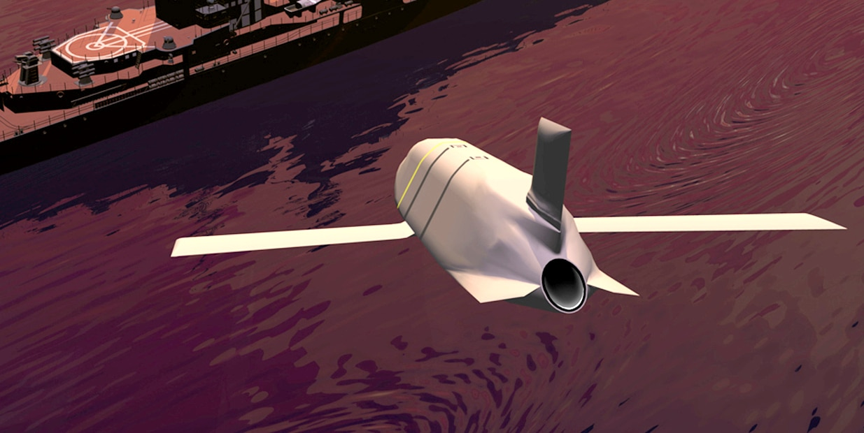 Lockheed Martin drops out of US Navy missile competition