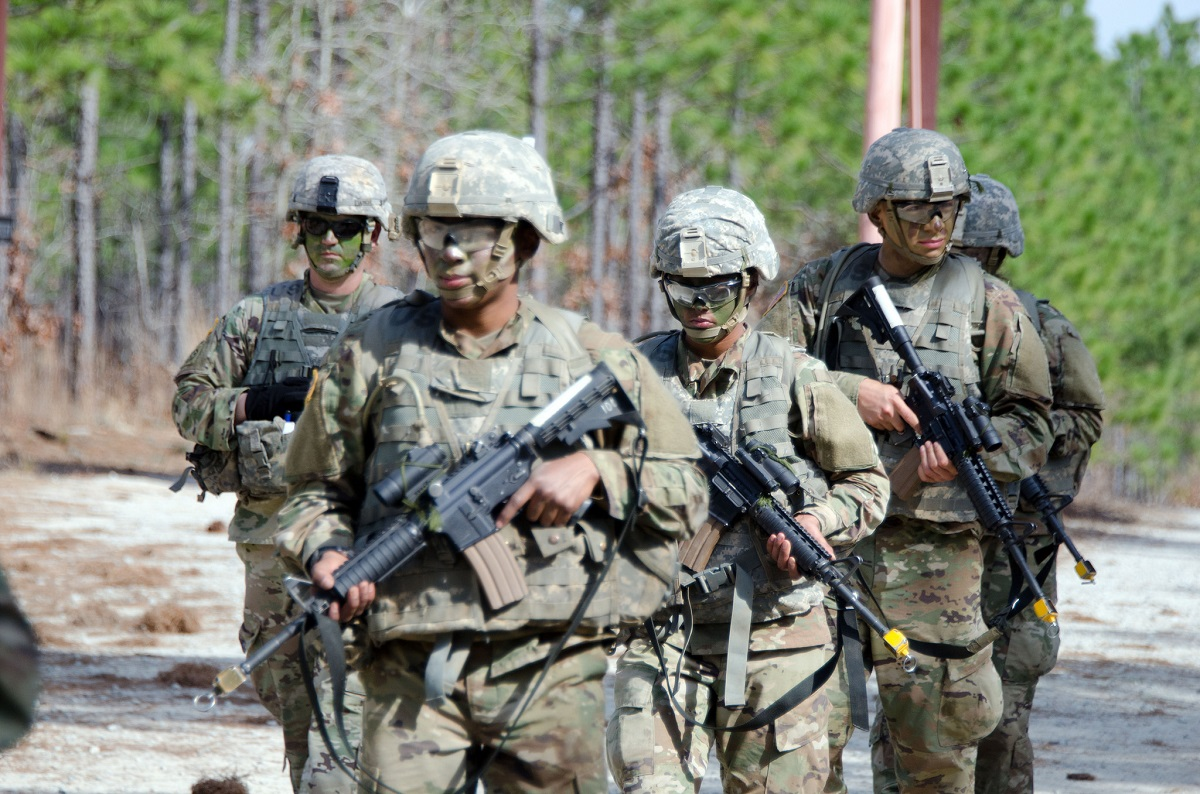 The Army just made it harder to graduate from basic training