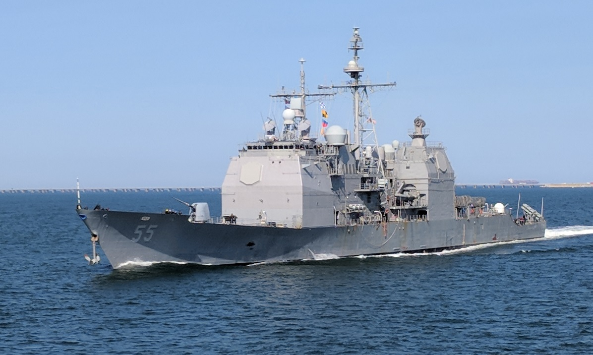 The US Navy's fleet is getting old. It might get a lot older.