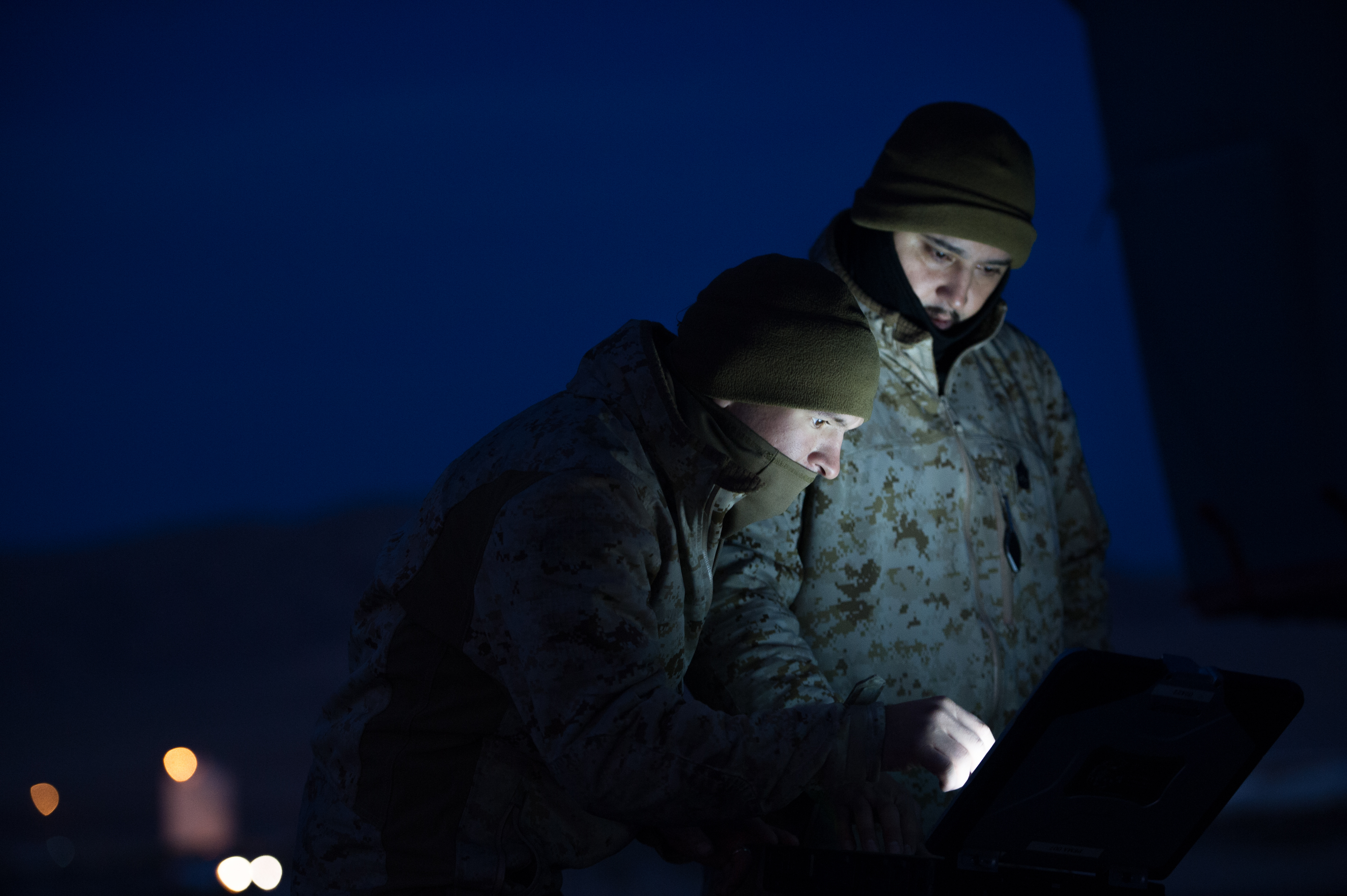 How the Marines are mobilizing forces for information warfare
