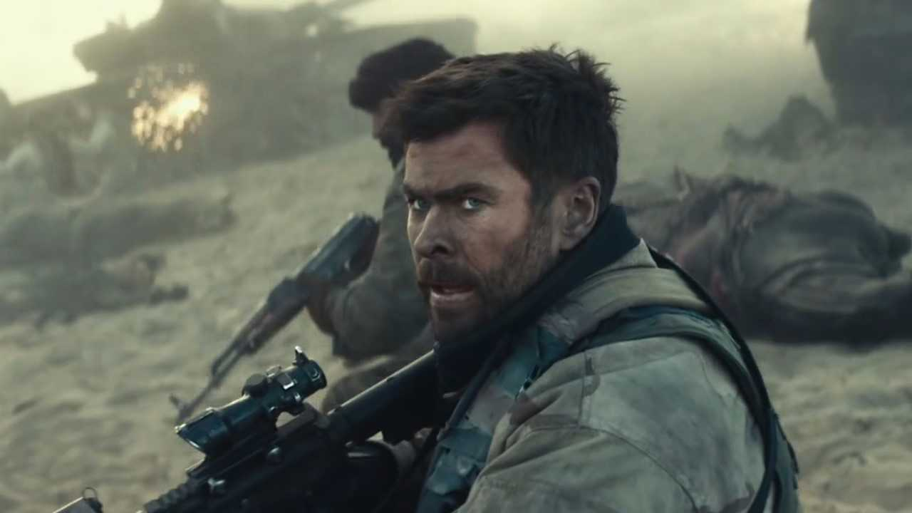 '12 Strong,' a film about the Green Berets' famous Horse Soldiers, releases new trailer