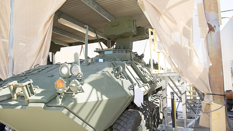 New in 2018: Replacing Light Armored Vehicles' obsolete anti-tank turrets