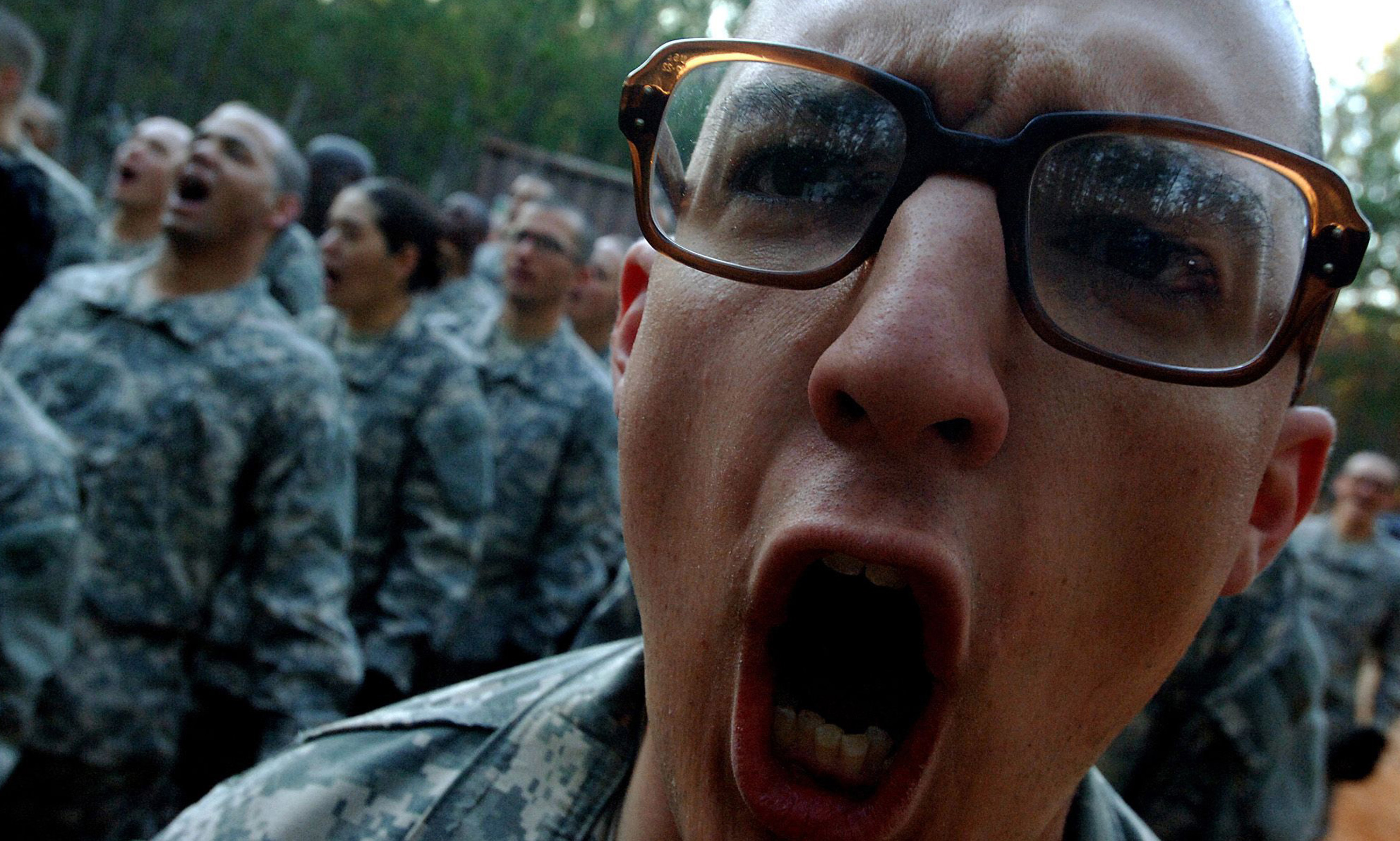 Army looks at extending basic training for new soldiers