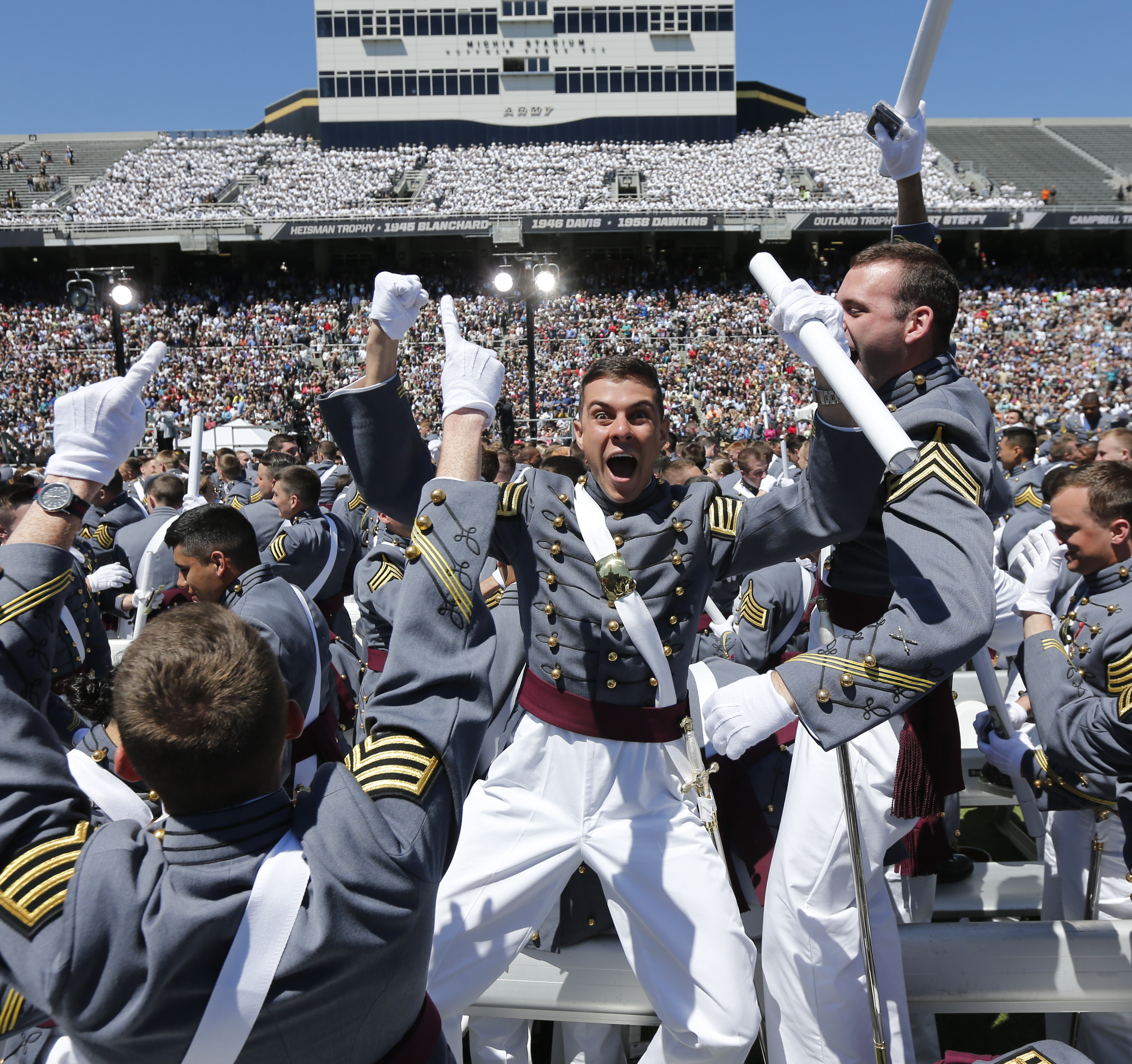 Air Force Academy Dean Of Faculty Announces Retirement: Army Announces Names Of West Point's Class Of 2015