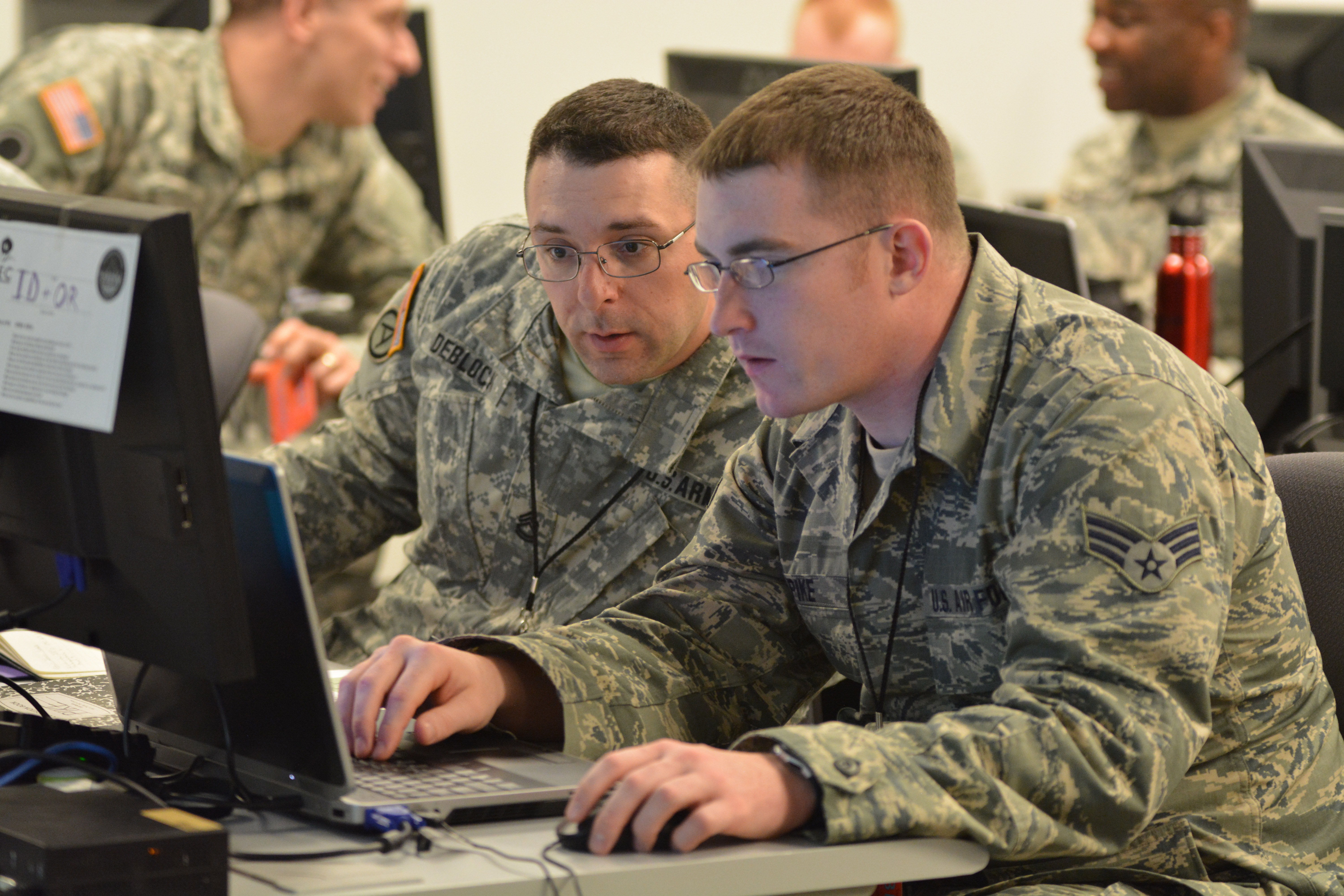 Here's how DoD organizes its cyber warriors