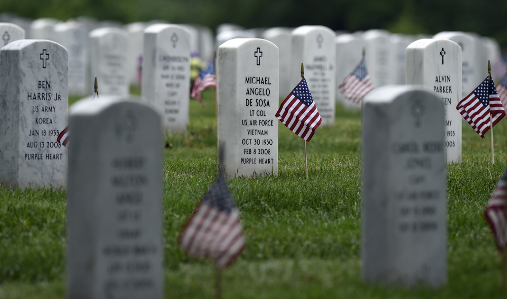 Defense lawmakers take aim at fixing the 'widow's tax'