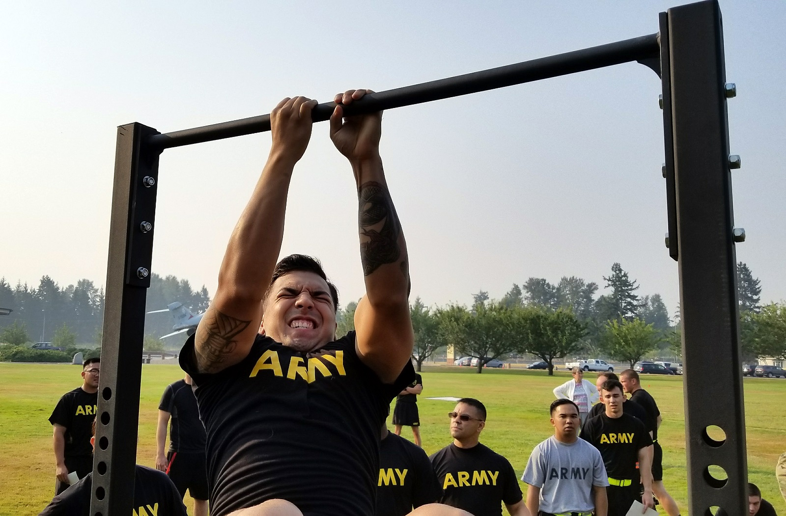 Army pt failure discharge