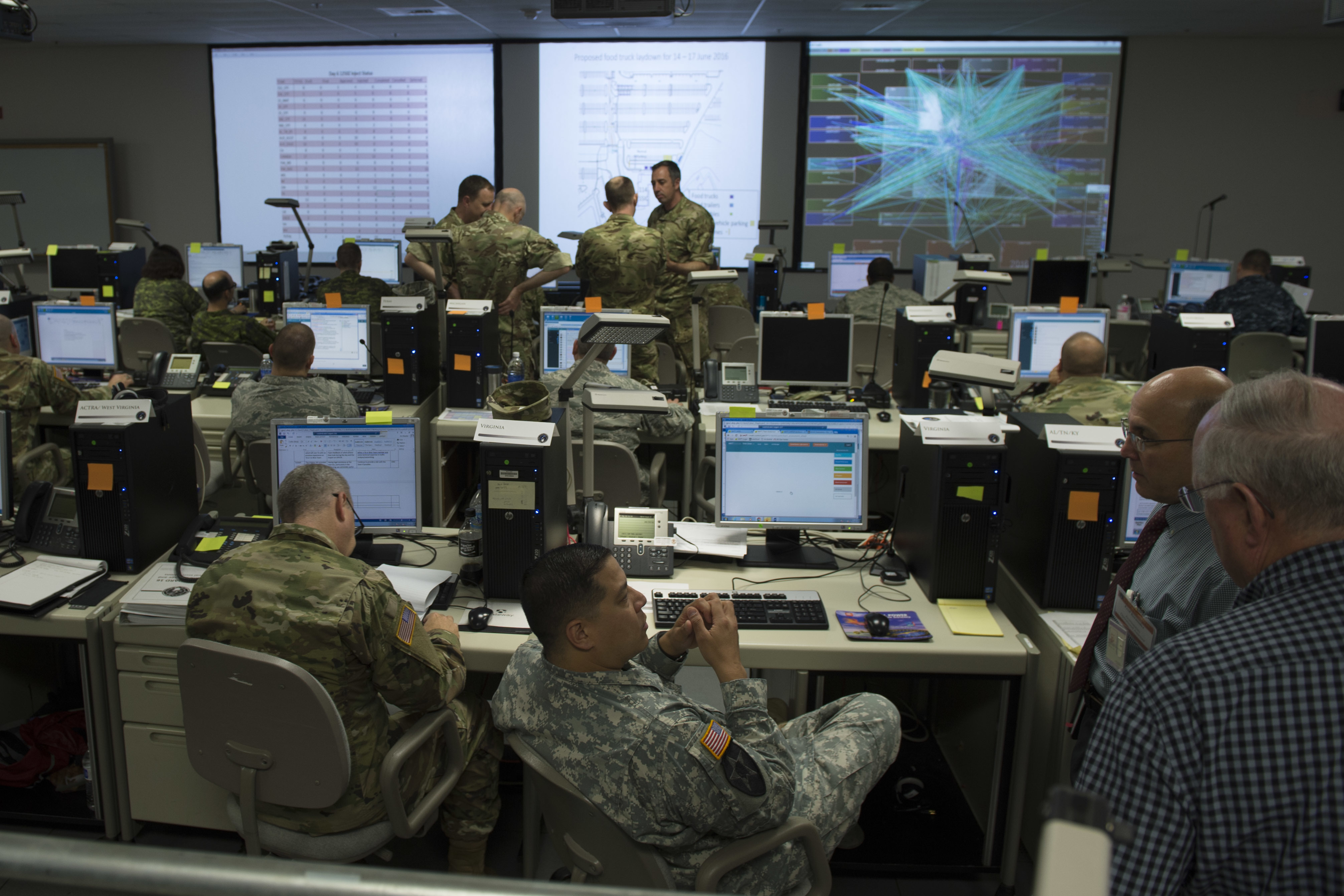 The Army wants to showcase its cyber warrior training platform