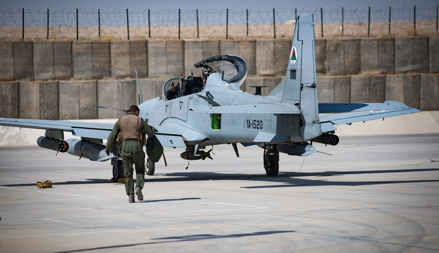New A-29 order brightens aircraft's prospects in Middle East
