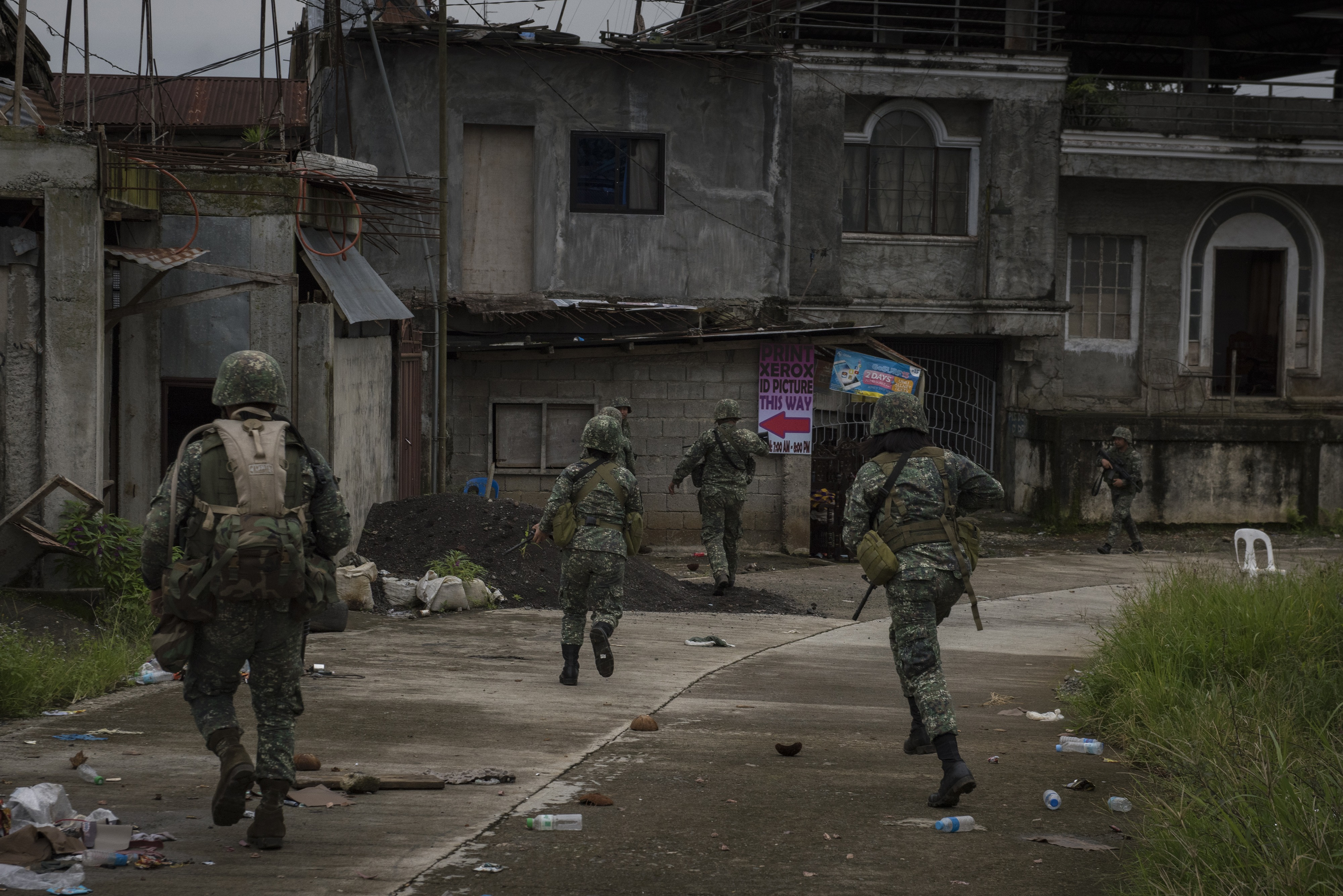 US Army Pacific official: ISIS a growing threat in the Philippines