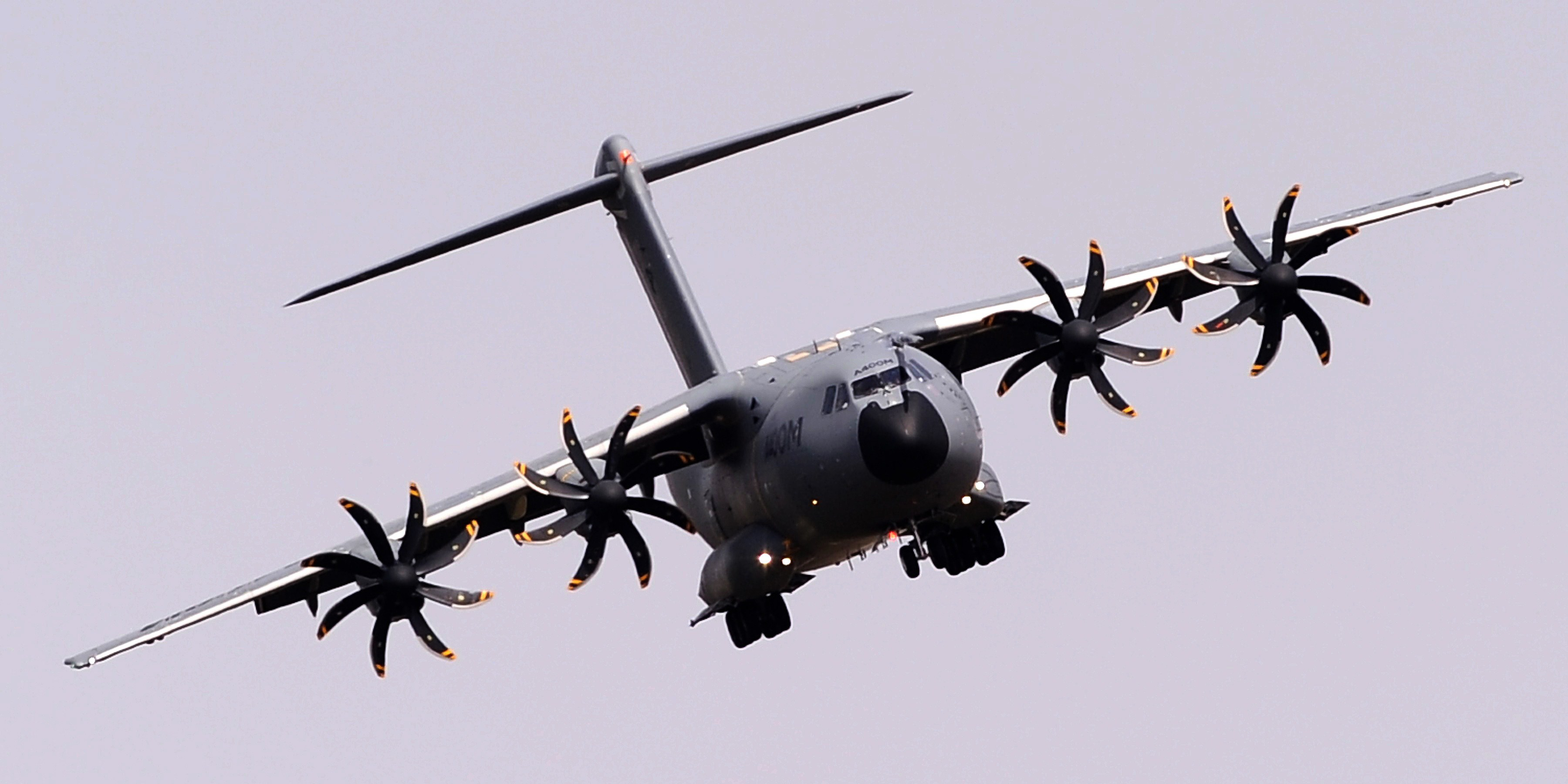 NATO buyers to meet with Airbus over billions in A400M fines