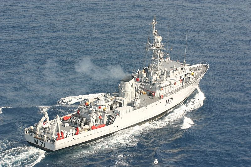 Indian Navy $5 Billion MCMV Program Hits Roadblock