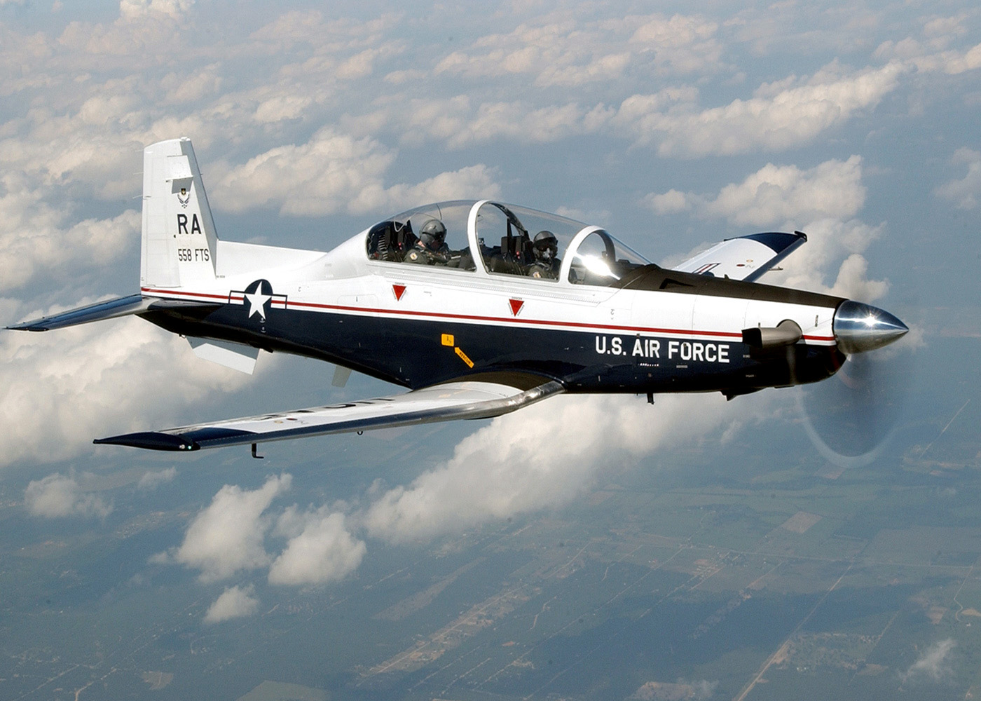 T-6As remain grounded at Vance Air Force Base after hypoxia scares
