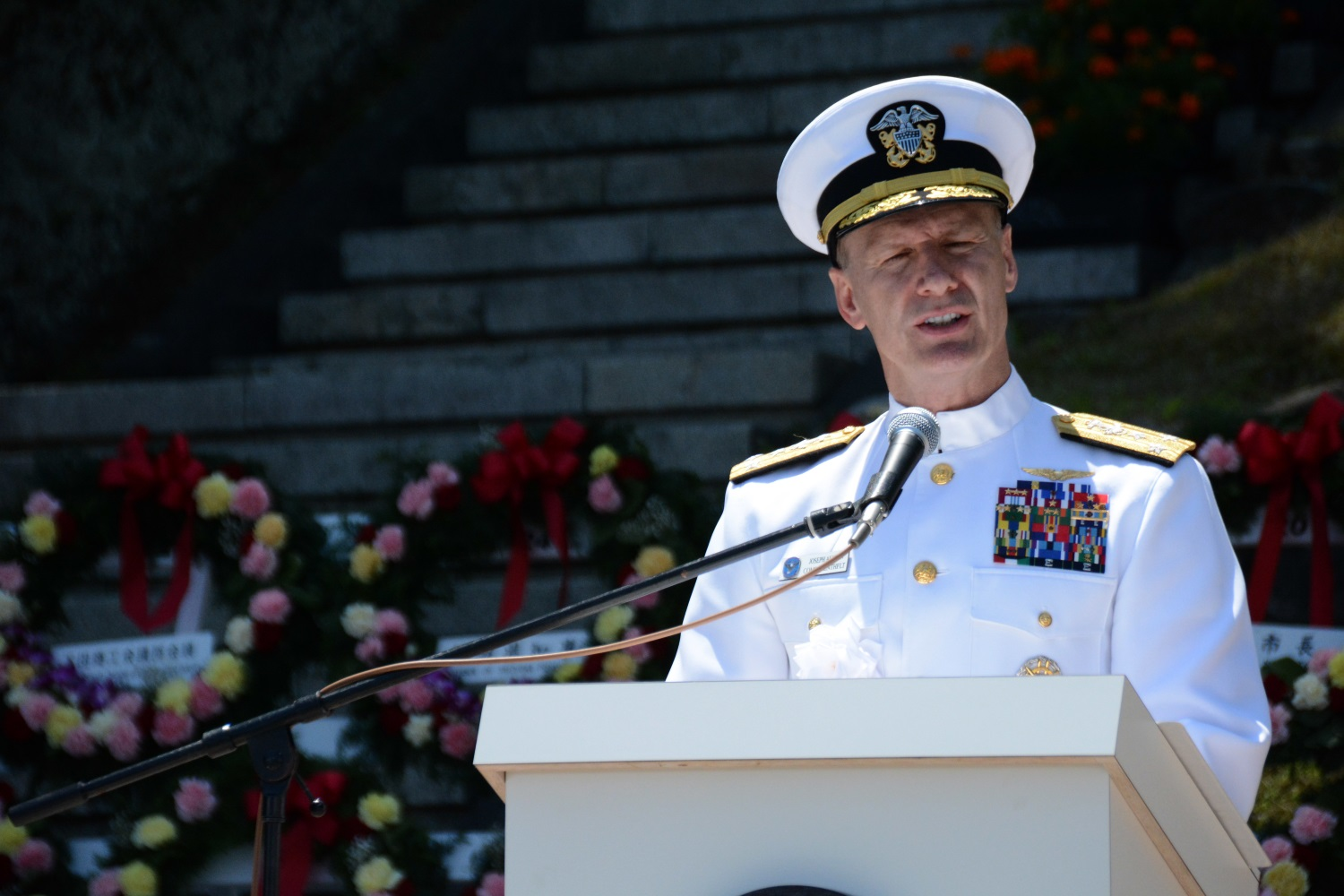 7th Fleet commander sacked days after second deadly collision