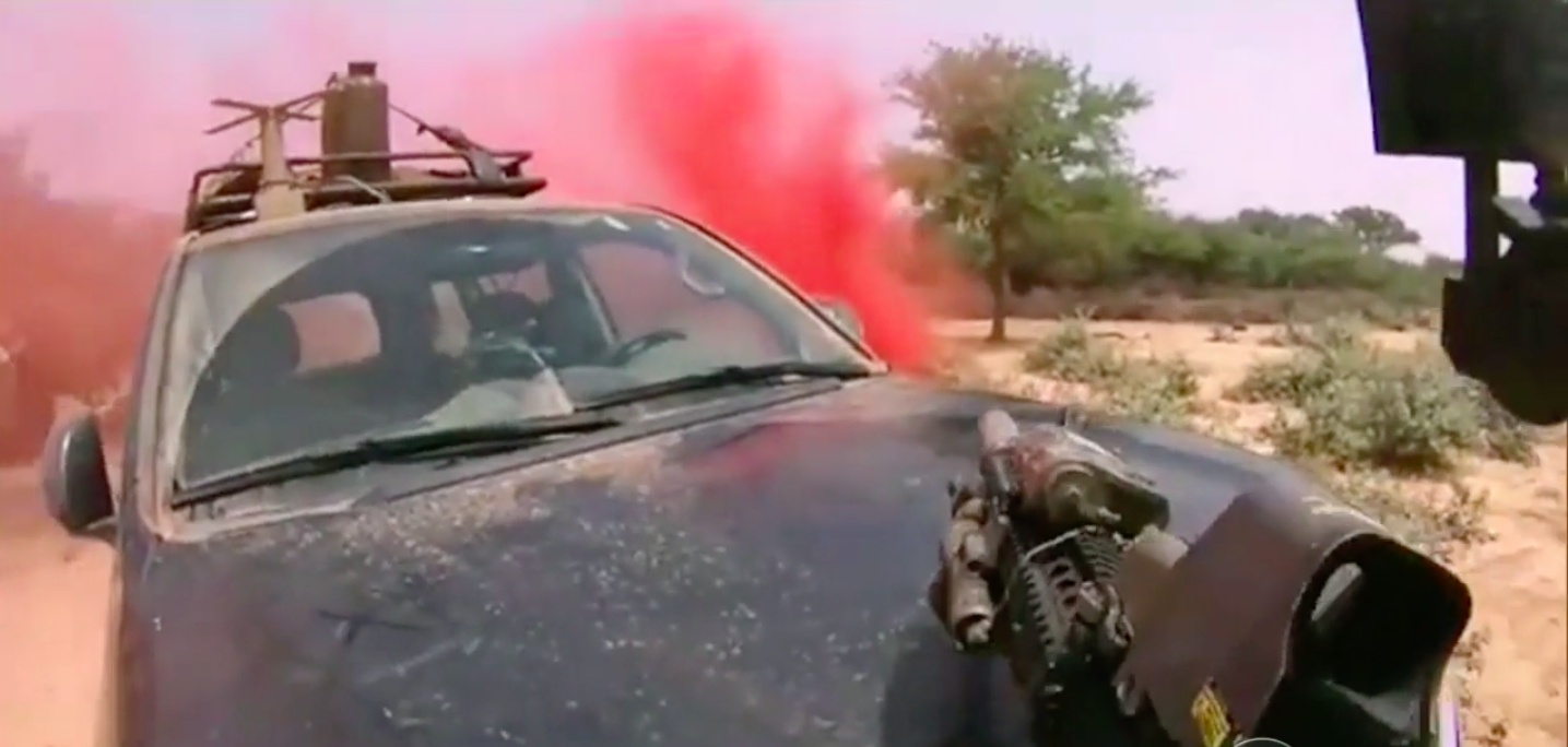 Leaked ISIS propaganda video allegedly shows deaths of US troops in Niger ambush