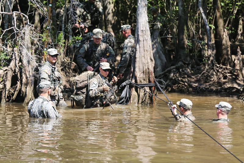 3rd female student earns Army's prestigious Ranger tab
