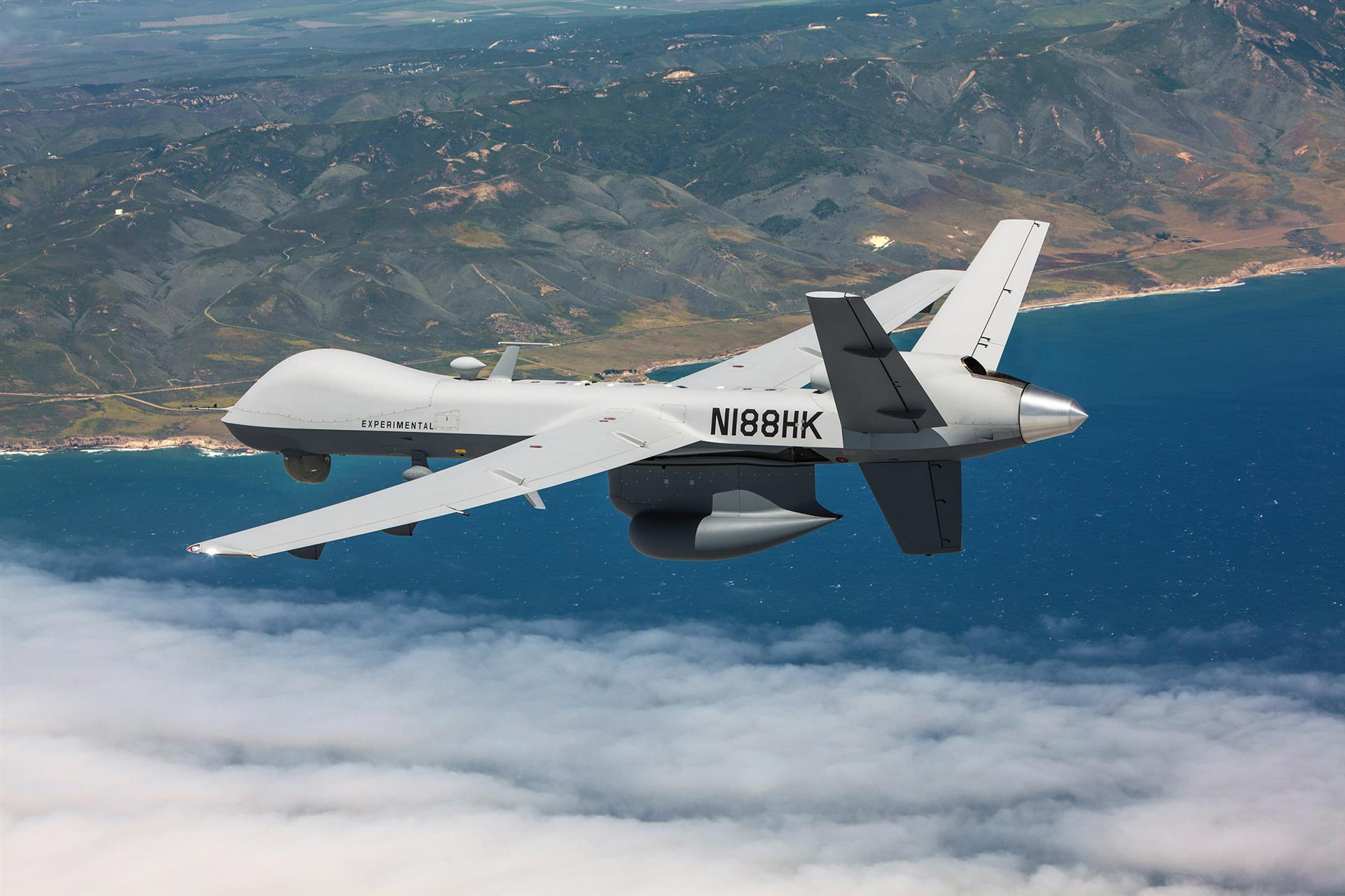 MQ 9B Drone Sale For India To Be OKd