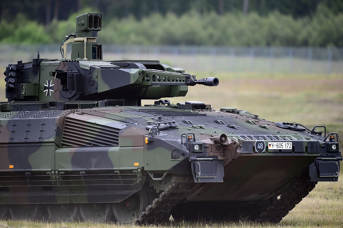 Germany's impending Puma Panzer problem