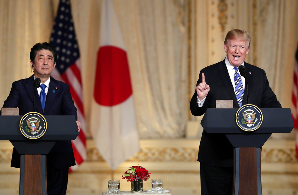 Trump leaves open possibility of bailing on meeting with North Korea leader