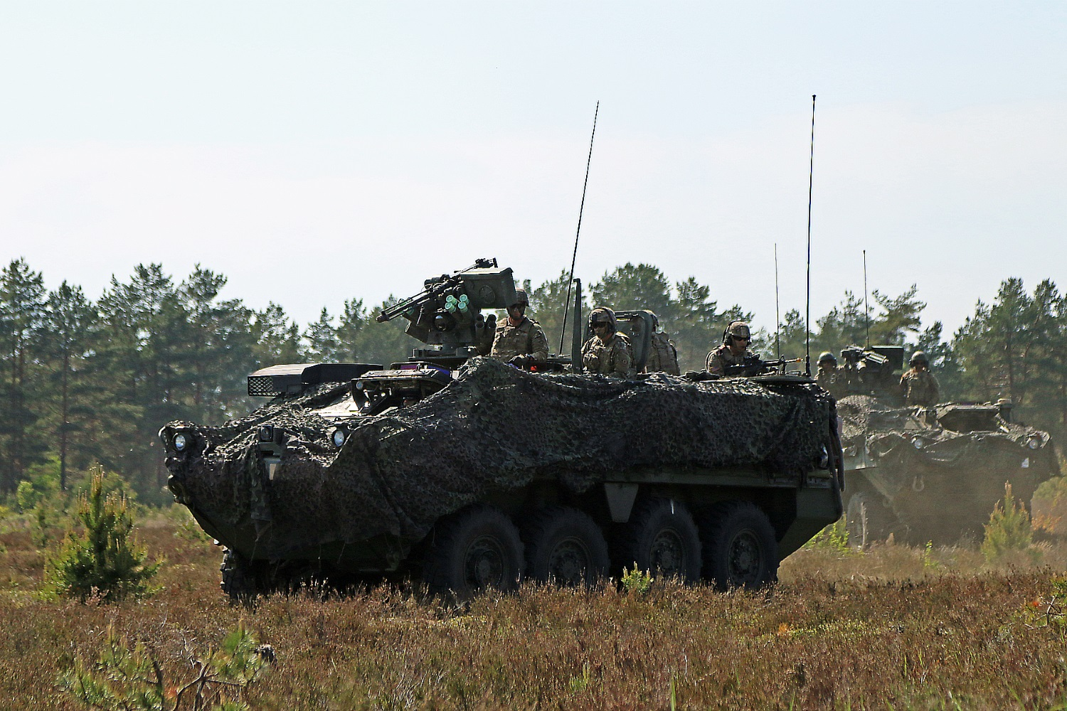 US Army commander calls for speedier movement for NATO forces in EU