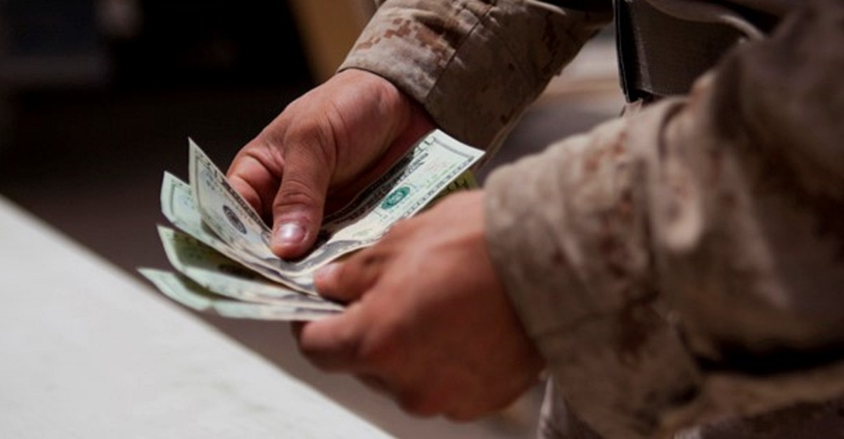 Benefits basics: Your military pay