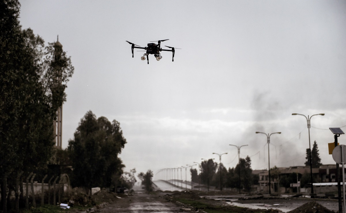 How $650 drones are creating problems in Iraq and Syria