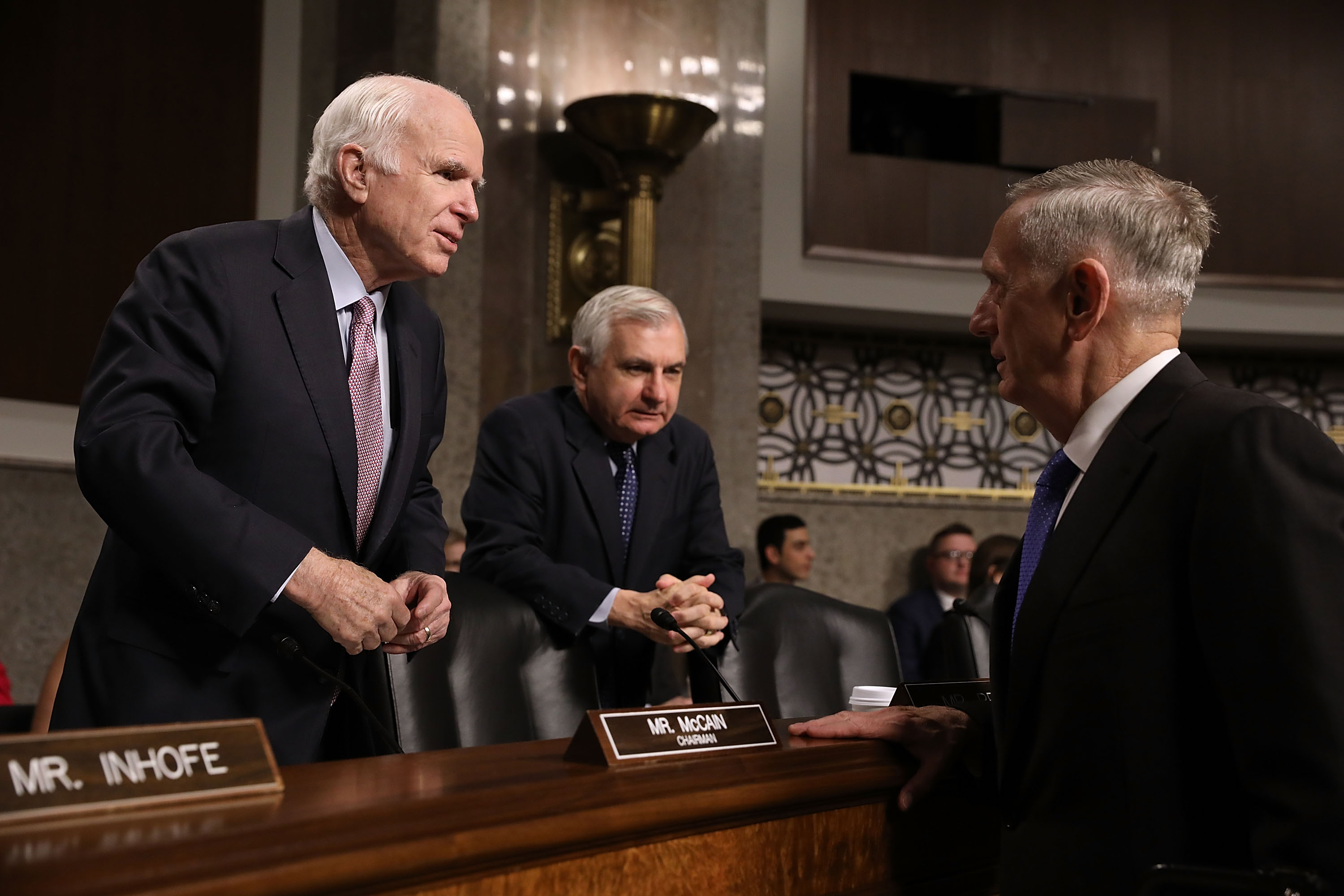 DoD backs McCain-Reed proposal to close military bases