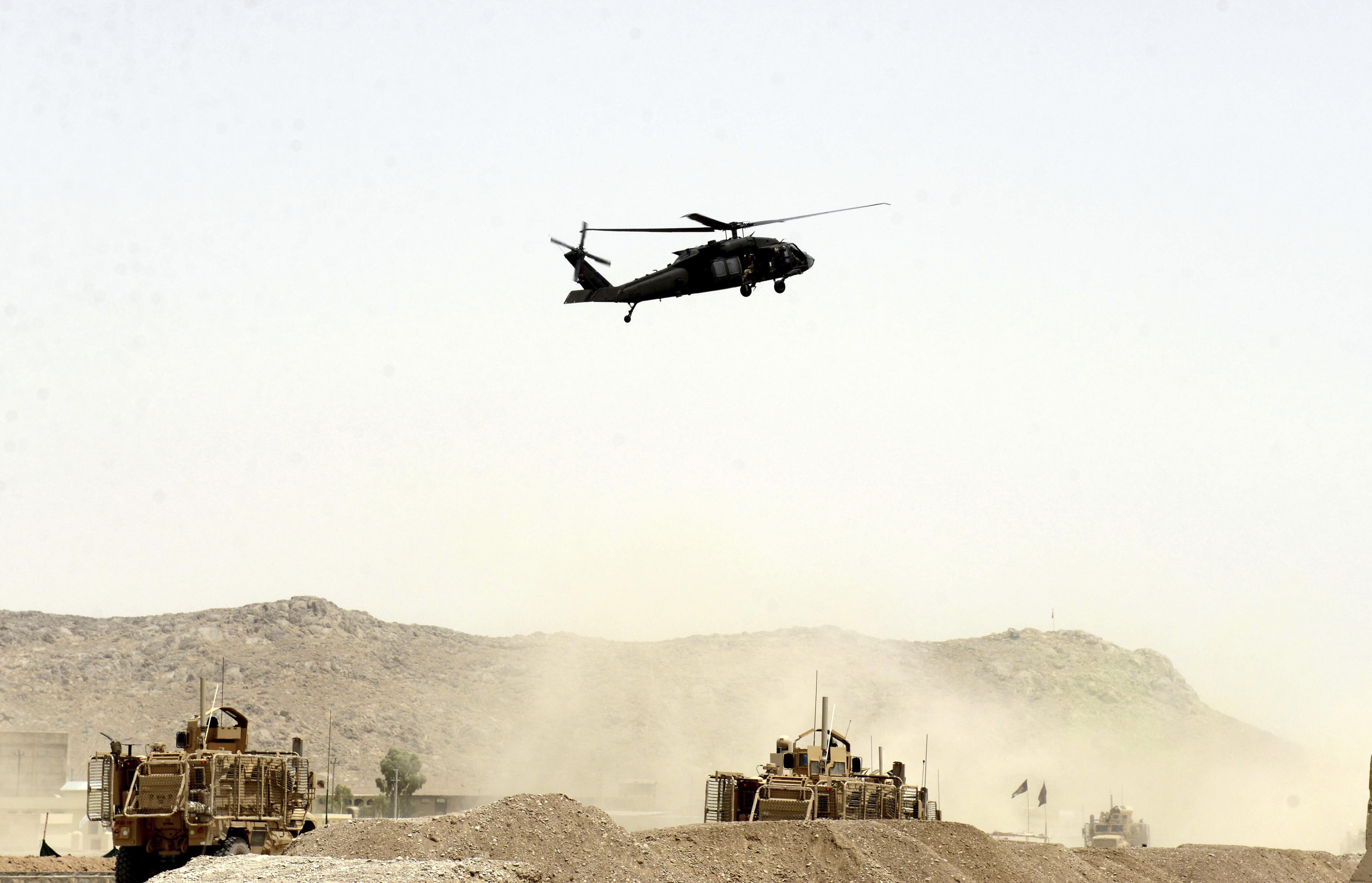 Pentagon: Two US service members killed in Afghanistan