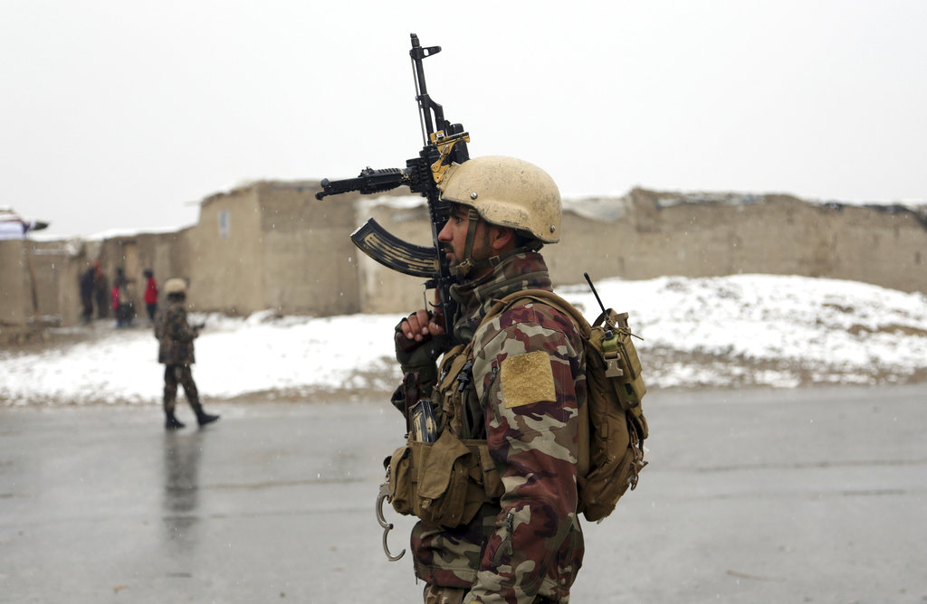 ISIS attack on military academy in Afghan capital kills 11